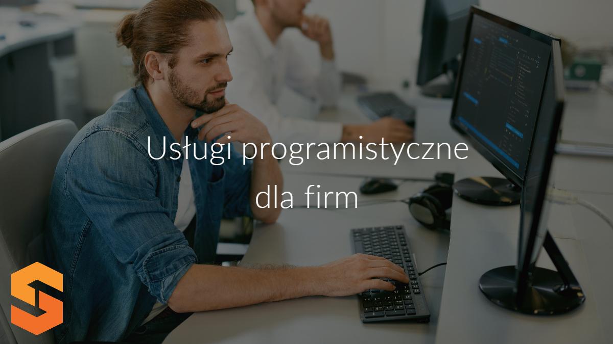 producent oprogramowania,outsourcing it poznań,usługi programistyczne dla firm