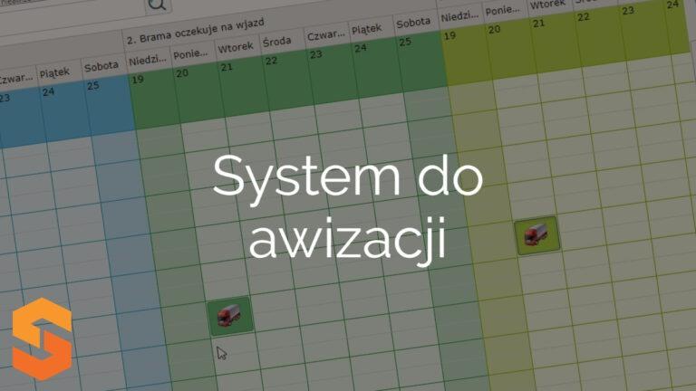 System do awizacji